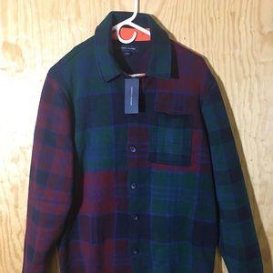 Tommy Hilfiger Mens Essential  shirt Silhouette